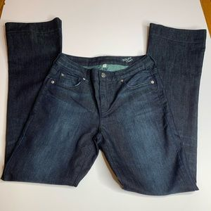 Henry Belle Micro Flare Dark Wash jeans size 27